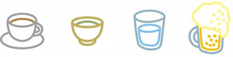 水分補給 おすすめ 飲み物