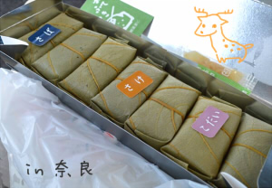 柿 時期 柿の葉寿司