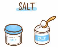 調味料 保存方法 塩