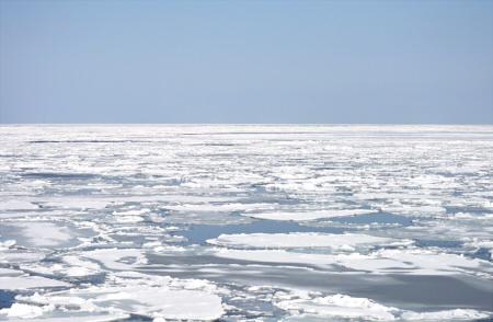 北海道 流氷ツアー