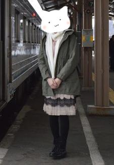 北海道 冬 服装