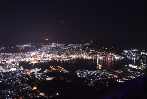 長崎 夜景 稲佐山