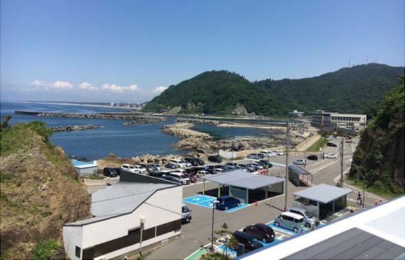 加茂水族館 混雑 駐車場