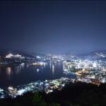 長崎 鍋冠山公園 夜景